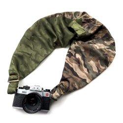 ストラップ<br>Sakura Camera Sling<br>迷彩 グリーン Mサイズ / Lサイズ