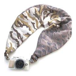 ストラップ<br>Sakura Camera Sling<br>迷彩 グレー Mサイズ / Lサイズ