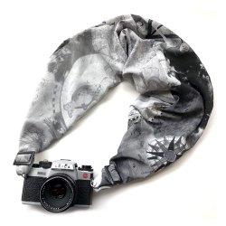 ストラップ<br>Sakura Camera Sling<br>地図柄 Mサイズ / Lサイズ