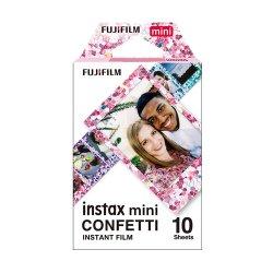 チェキ用フィルム<br>FUJIFILM instax mini<br>カンフェティ