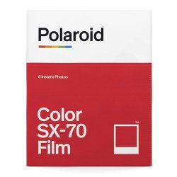 インスタントフィルム<br>Color Film for SX-70<br>Polaroid Originals