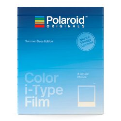 インスタントフィルム<br>Color Film for i-Type<br>Summer Blues Edition