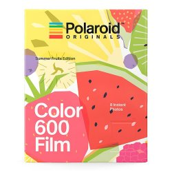 インスタントフィルム<br>Color Film for 600<br>Summer Fruits Edition