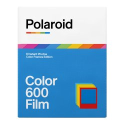 ポラロイドフィルム<br>Polaroid Color 600 Film<br>Color Frames Edition