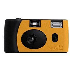 フィルムカメラ<br>YASHICA MF-1<br>ブラック/イエロー