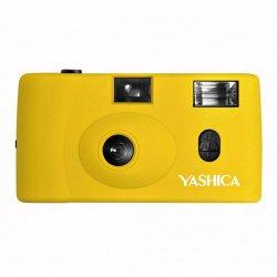 フィルムカメラ<br>YASHICA MF-1<br>イエロー