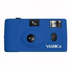 フィルムカメラ<br>YASHICA MF-1<br>ブルー