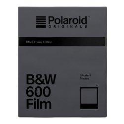 インスタントフィルム<br>B&W Film for 600<br>Black Frame Edition