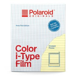 インスタントフィルム<br>Color Film for i-Type<br>Note This Edition