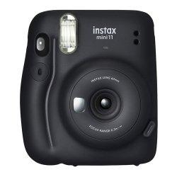 インスタントカメラ<br>チェキ instax mini 11<br>チャコールグレー