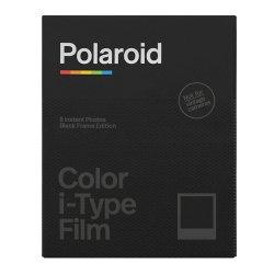 ポラロイドフィルム<br>Polaroid Color i-Type Film<br>Black Frame Edition
