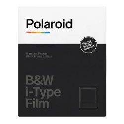 ポラロイドフィルム<br>Polaroid B&W i-Type Film<br>Black Frame Edition