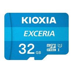 KIOXIA microSDHCカード<br>32GB 100MB/s UHS-I