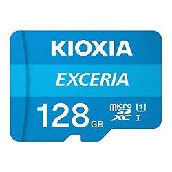 KIOXIA microSDXCカード<br>128GB 100MB/s UHS-I