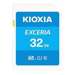 KIOXIA SDHCカード<br>32GB 100MB/s UHS-I