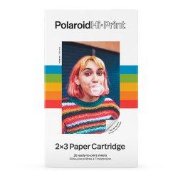 プリンターカートリッジ<br>Polaroid Hi-Print用カートリッジ<br>20枚入り