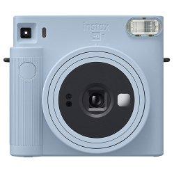 インスタントカメラ<br>チェキ instax SQUARE SQ1<br>グレイシャーブルー