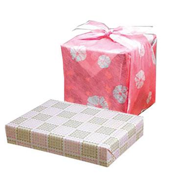 ラッピングにおすすめ包装紙と風呂敷