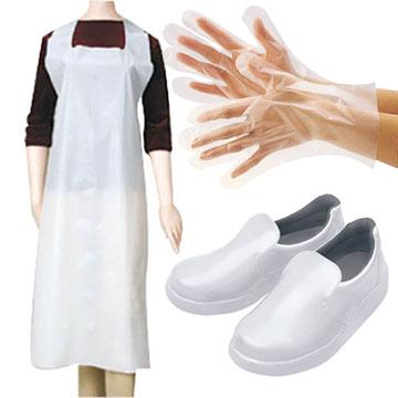 作業用手袋・作業着・作業靴
