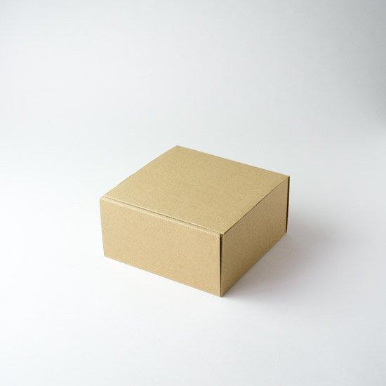 お好みボックス クラフト 正方 2 10個入