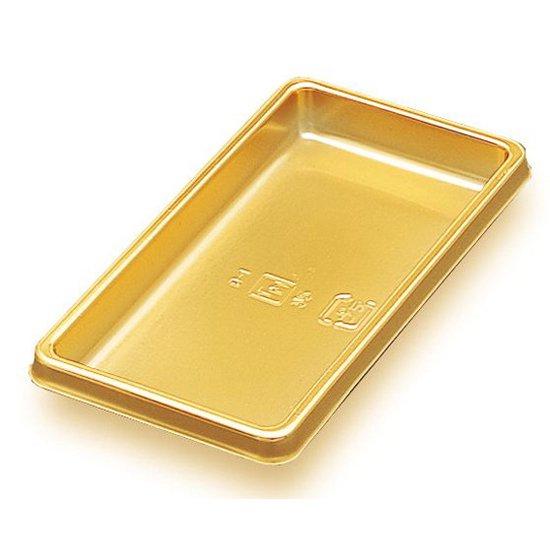 ゴールドトレー B-1 長角 100枚入
