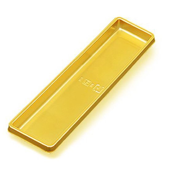 ゴールドトレー B-4 長角 100枚入