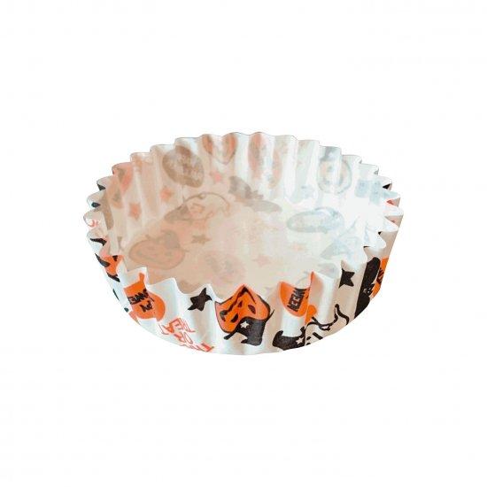 【セール品・特別価格】純白ペットハロウィン ホワイト φ60X20 300枚入 ▽