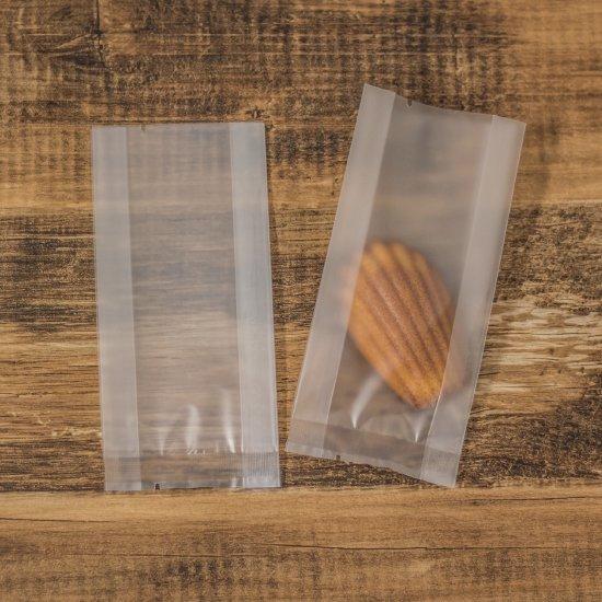 バリア袋マット無地 70+30×150(マチあり) 100枚入
