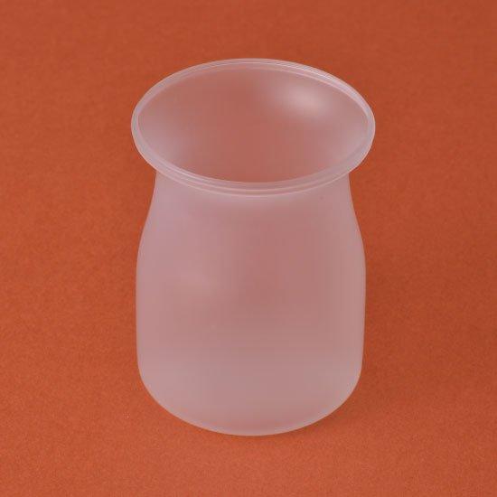 デザートカップ 本体(耐熱) K-55φ プチミルクボトル 10個入