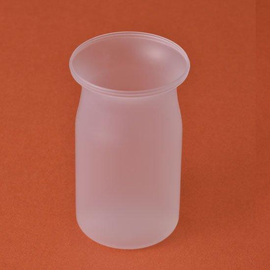 デザートカップ 本体(耐熱) K-55φ ミルクボトルPP 10個入