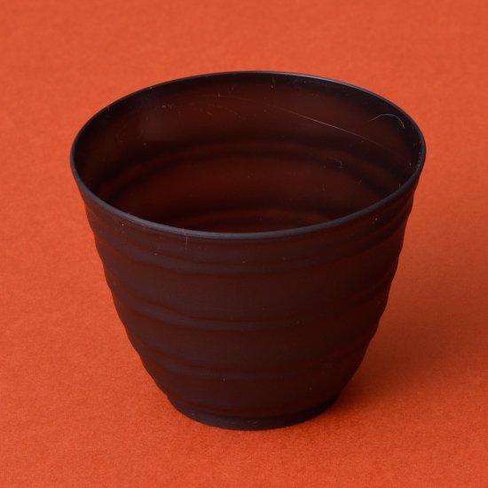 デザートカップ 本体(耐熱) フィネオ FWS76-150(3H) クロ 40個入