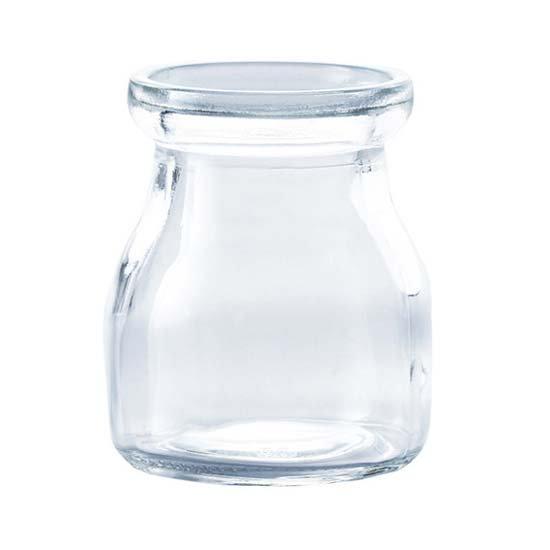プチミルク瓶(本体)  12個入