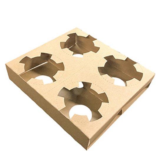 紙製ドリンクホルダー