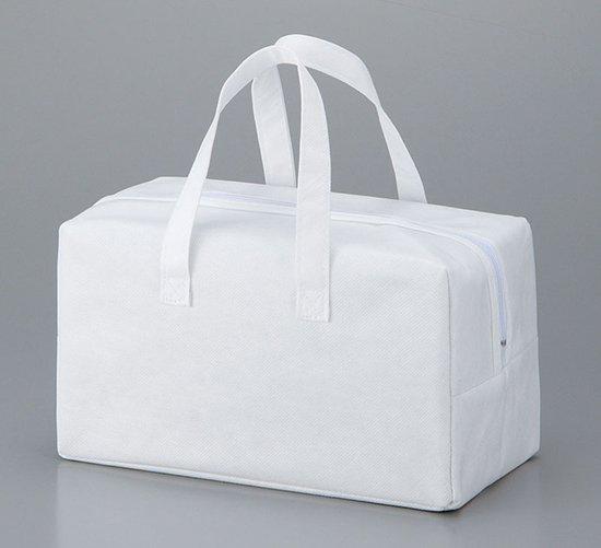 ロールケーキ箱などが入る保冷機能付きエコバッグ