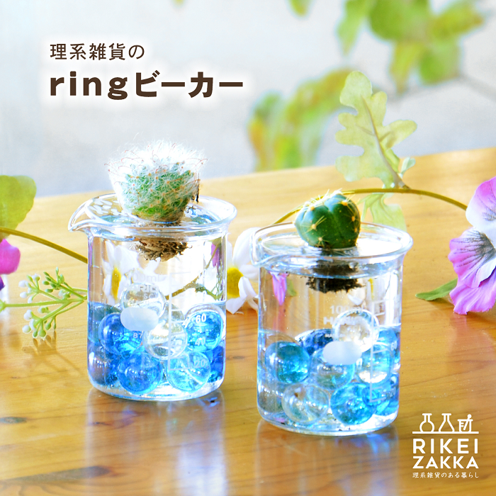 <img class='new_mark_img1' src='https://img.shop-pro.jp/img/new/icons25.gif' style='border:none;display:inline;margin:0px;padding:0px;width:auto;' />ring ビーカー  100ml