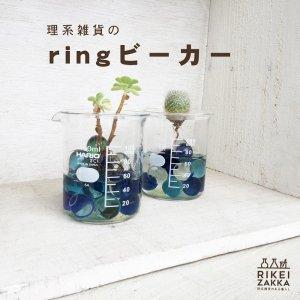ring ビーカー  100ml
