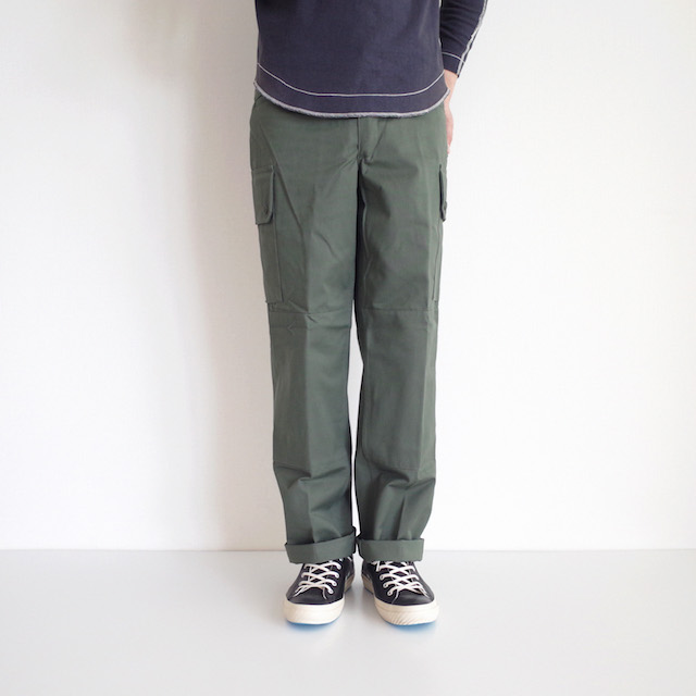 Dead Stock French Air Force Field Pants Olive