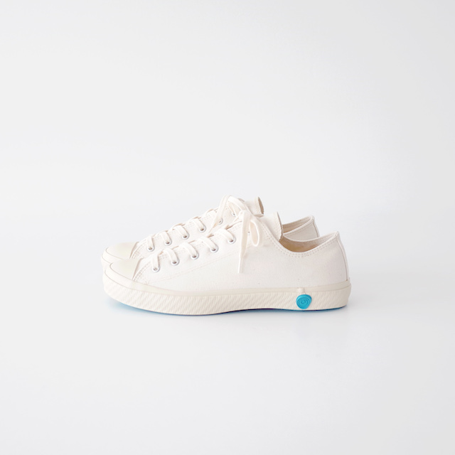 SHOES LIKE シューズライクポタリー LOW WHITE