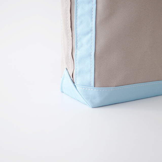 TEMBEA テンベア Baguette Tote Small Gray / French Blue