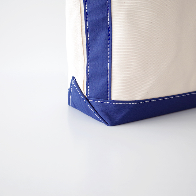 TEMBEA テンベア Branch Tote ブランチトート Natural / Navy