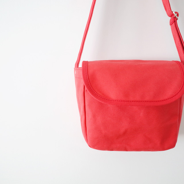 TEMBEA テンベア Mail Bag New Red