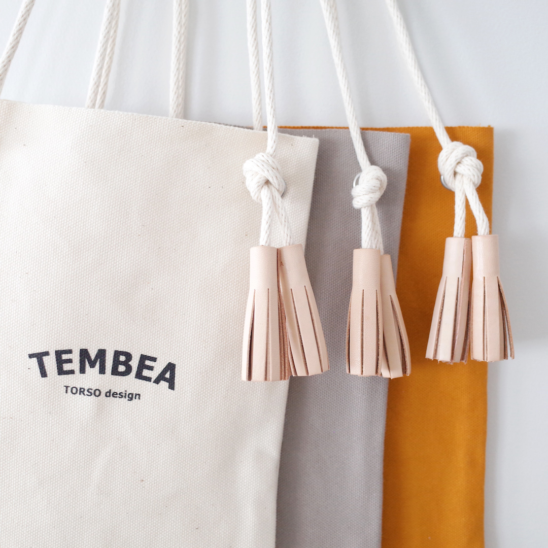 TEMBEA テンベア Map Case Logo