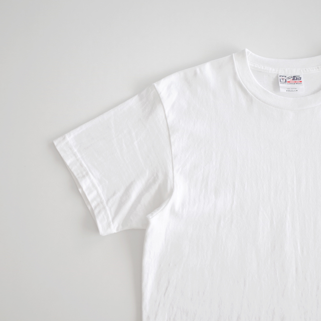 nisica ニシカ THE thee プリント半袖Tシャツ White