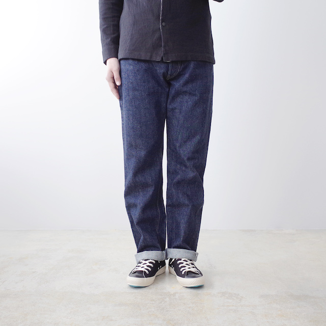 orSlow オアスロウ 105 Standard Denim One Wash