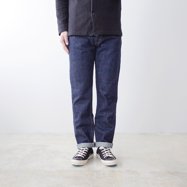 orSlow オアスロウ 107 Ivy Fit Jeans One Wash