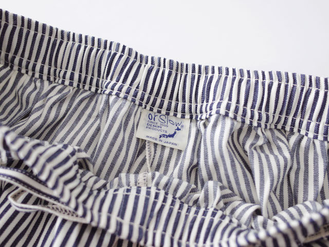 orSlow Circus - Hickory Stripe