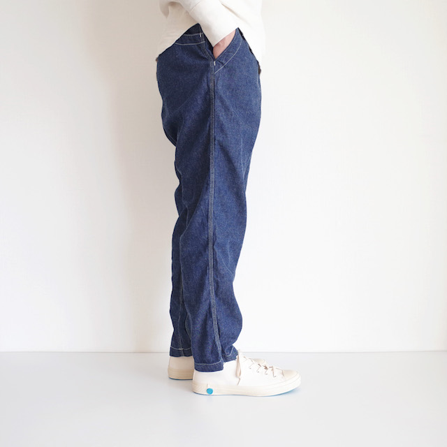 orSlow Climbing Denim Pants