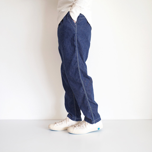 orSlow オアスロウ Climbing Denim Pants