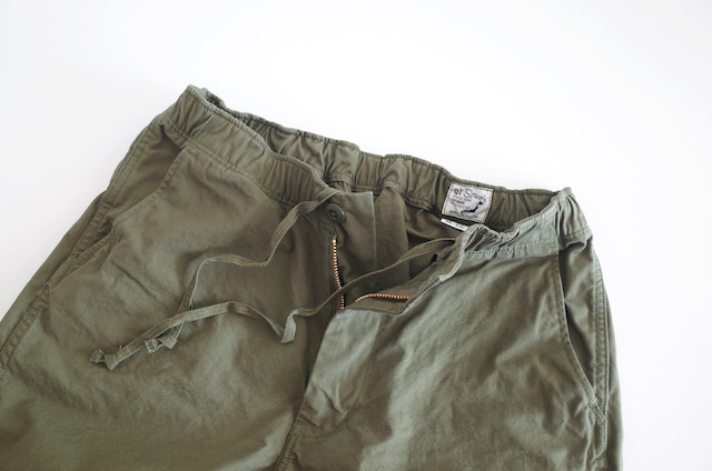 orSlow New Yorker Army Green