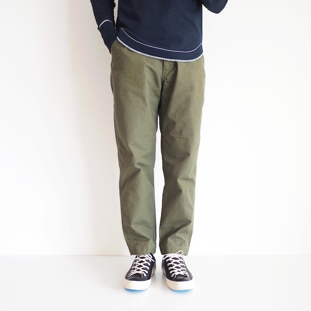 orSlow ニューヨーカー Army Green
